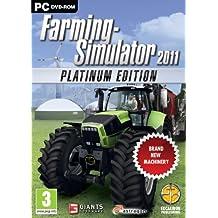 Farming Simulator 2011 - The Platinum Edition [Edizione: Regno Unito]