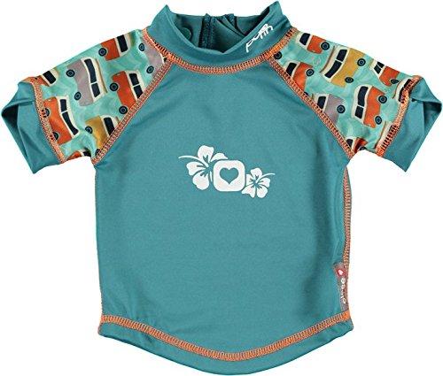 Close Pop-In 50123677Protection UV T-shirt 50Plus Large, Campervan Bleu