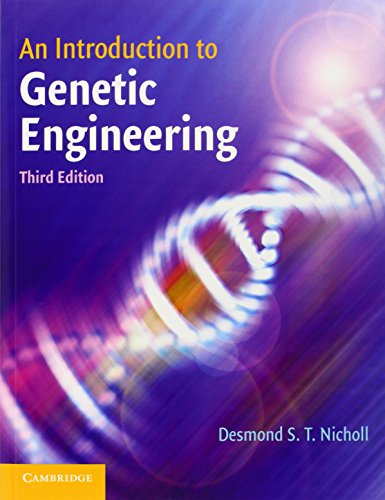 An Intro to Genetic Engineering 3ed: 0