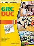 GRC et DUC BTS 1re et 2e années