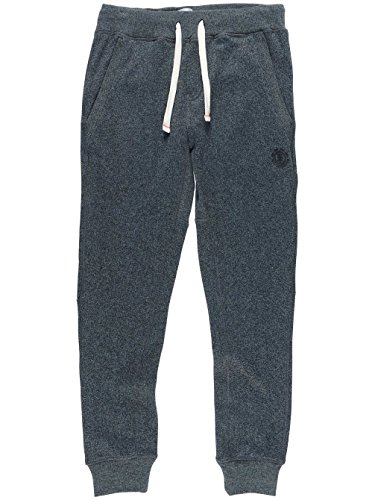 Element Campus Track Pant Grey Heather Black Heather