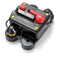 Car Marine Boat Bike Stereo Audio 12V-24V DC Inline Circuit