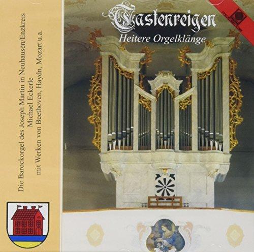 Heitere Orgelmusik aus Barock und Rokoko