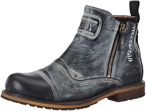 Yellow Cab Soldier M, Men's Boots,Black ,9 UK (43 EU)