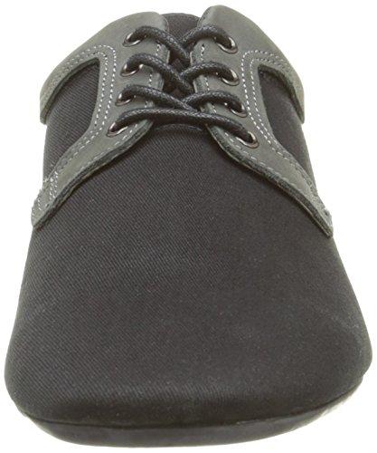 Schmoove Fidji Club, Chaussures Lacées Homme Noir (Black/Grey)