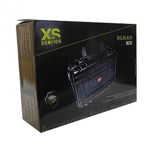 XSories - BIG BLACK BOX Malette/Valise de transport de 2L Rigide & Etanche – Rouge