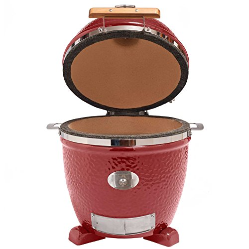 Monolith Junior RED Modell 2017 Keramikgrill Grill