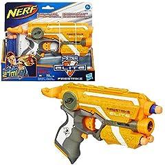 Idea Regalo - Nerf Elite - Firestrike Accustrike, 53378EU4