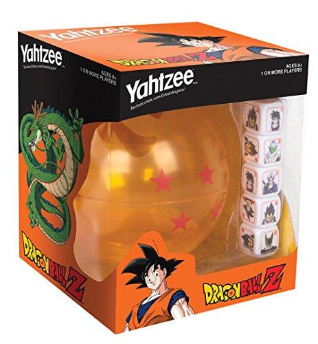 Dragon Ball-Z Yahtzee Juego De Mesa