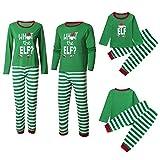 JiaMeng Man Family Passende Xmas Pyjamas Set Frauen Kid Erwachsene Nachtwäsche Nachtwäsche