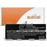 subtel Batterie (6800mAh) pour Samsung Galaxy Tab 4 10.1 (SM-T530 / SM-T531 / SM-T535) / EB-BT530FBE