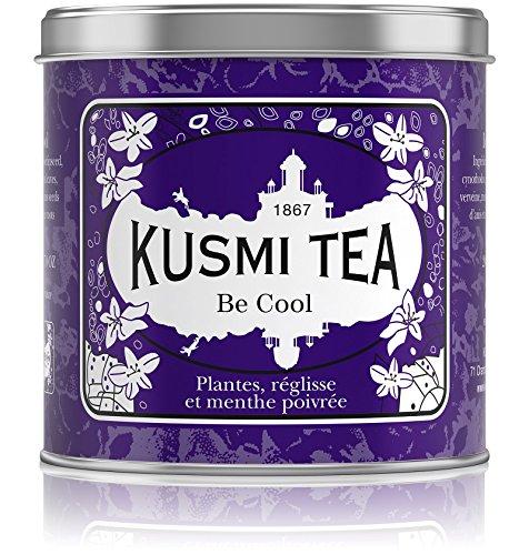 Kusmi Tea - Be Cool - Boîte métal 250g