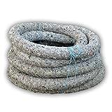 Stabilo-Sanitaer Drainagerohr Drainageschlauch DN100 50m mit PP450 Filter