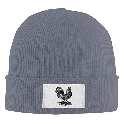 Jxrodekz Anchor Symbol Winter Warm Knit Hats Skull Caps Soft Cuff Beanie Hat for Men and Women