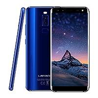 General Couleur: Bleu Marque: LEAGOO Modèle: Leagoo S8 type: Smartphone 4G LTE Processeur: ARM Cortex-A53, Octa-core, MT6750T Type de mémoire ROM 32 Go + RAM 3 Go  Système d'exploitation: Android 7.0 Langue: Multilingue Type de fente pour carte: 1 ca...