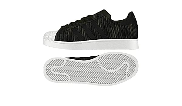 adidas Superstar, Chaussures de Fitness Homme, Gris (Carnoc