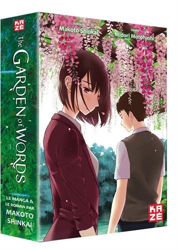 Garden of Words Coffret One-shot