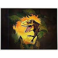 Preisvergleich für alles-meine.de GmbH Schreibtischunterlage / Unterlage - Dinosaurier - Tyrannosaurus Rex - 50 c..