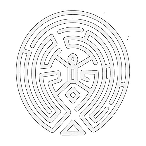 Westworld Maze White Men's Vest White