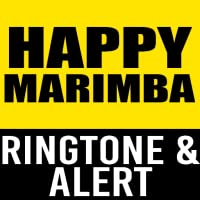Happy Marimba Ringtone and Alert