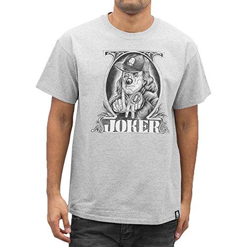 Joker Uomo Maglieria / T-shirt Ben Baller Grigio