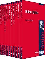 Köpfe der Europäischen Geistesgeschichte - Schriftsteller: Heinrich Böll. Thomas Mann. Gotthold Ephraim Lessing. Heinrich Heine. Hans Magnus ... Franz Kafka. Heiner Müller. Thomas Bernhard.