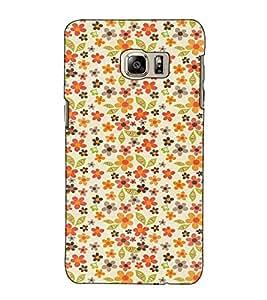 Fuson Designer Back Case Cover for Samsung Galaxy Note 5 :: Samsung Galaxy Note 5 N920G :: Samsung Galaxy Note5 N920T N920A N920I (Designer flower pattern)