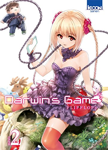 Darwin's Game Vol.2