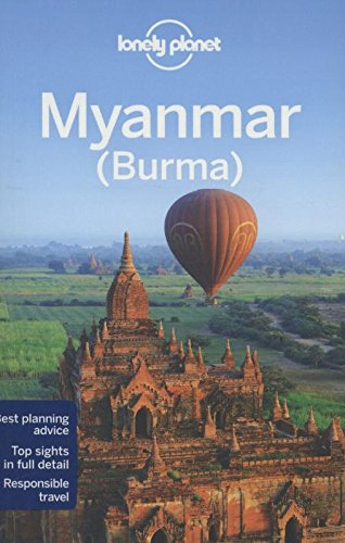 Myanmar (Burma) 12 (Travel Guide)