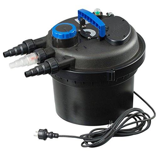 Ubbink Komplett-Filtersystem inklusive UV-C und Teichpumpe