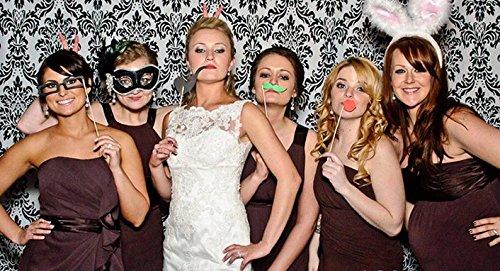 @ Veewon 30 ° compleanno della foto del partito della foto props unisex divertente 36pcs kit DIY adatto per la sua o la sua celebrazione 30 compleanno Cabina fotografica Puntello lista dei prezzi