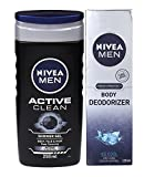 #9: Nivea Men Cool and Clean Combo