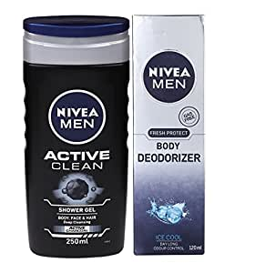 Nivea Men Cool and Clean Combo