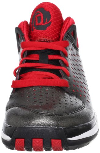 Adidas D Rose 3 Low Basketball g65745 Nero black1/lgtsca/runwht