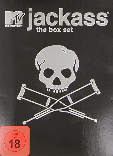 Jackass - The Box Set [4 DVDs] (Spike Set-universal)