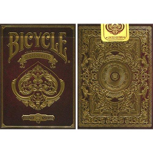 Bicycle Collectors Deck by Elite Playing Cards - Kartenspiele - Zaubertricks und Magie