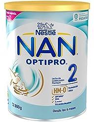 NAN OPTIPRO 2, Leche de continuación para bebé ...