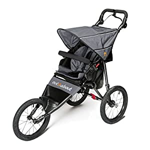 Out n About V4 Nipper Single Sport - Grey   3