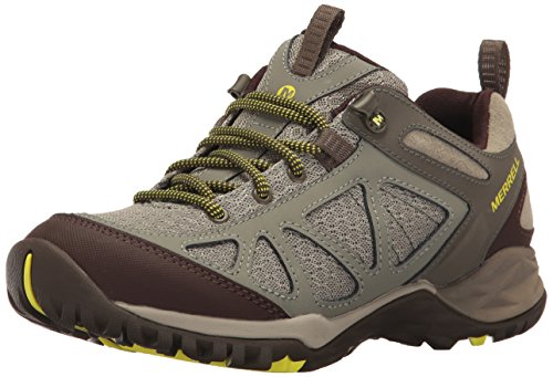Merrell Womens Siren Sport Q2 Hiking Shoe, Dusty Olive, 5 UK