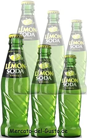 Lemonsoda 6 x 0,2l