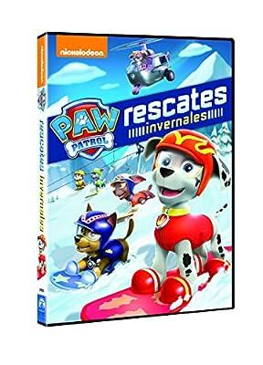 Paw Patrol 03: Rescates Invernales [dvd] por PARAMOUNT