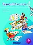 Sprachfreunde - Ausgabe Süd 2010 (Sachsen, Sachsen-Anhalt, Thüringen): 4. Schuljahr - Sprachbuch