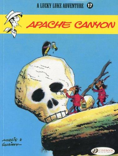 Lucky Luke - tome 17 Apache Canyon (17) par Morris