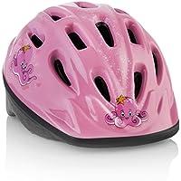 Casco bicicleta NIÑO / NIÑA [Pulpo rosado]– Ajustable: de 3 a 7