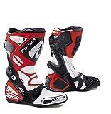 Forma Stiefel Moto Ice Pro Eichzulassung, Rot, 42