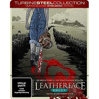 Leatherface - Uncut/Limited Edition [Blu-ray]