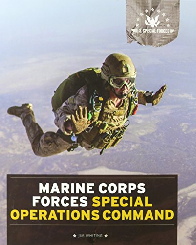 Marine Corps Forces Special Operations Command (U.S. Special Forces) (Marine-artillerie-corps)