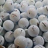 50 Golfbälle Lakeball Mix Turnierbälle AAA AA TOP