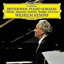 Piano Sonata No 8 [Import allemand]