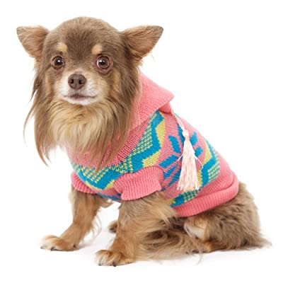 UrbanPup Alpine Hooded Sweater